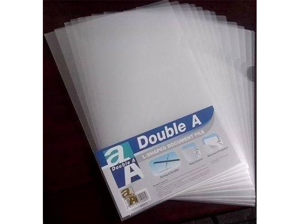 Double A leaf cover